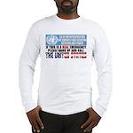 Anti United Nations Long Sleeve T-Shirt