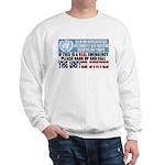Anti United Nations Sweatshirt