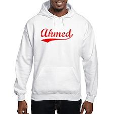 Vintage Ahmed (Red) Hoodie