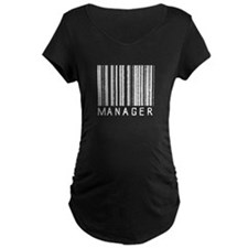 Manager Barcode T-Shirt