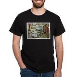 Truck pick up Mens Classic Dark T-Shirts