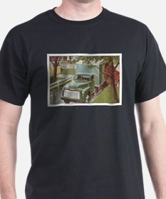 1952 GMC Delivery Truck T-Shirt