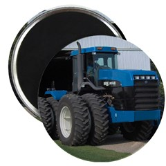 Ford New Holland 4 wd tractor Magnet