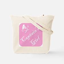 Captain's Girl Tote Bag