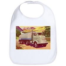 1953 GMC Tanker Truck Bib