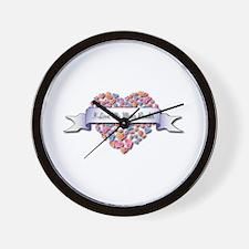 Love My Meter Reader Wall Clock