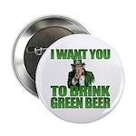 Uncle Sam Green Beer 2.25