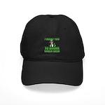 Uncle Sam Green Beer Black Cap