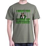 Uncle Sam Drink Up Bitches Dark T-Shirt