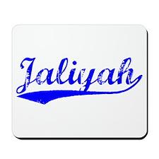 Vintage Jaliyah (Blue) Mousepad