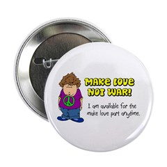 "I'm Available 2.25"" Button"