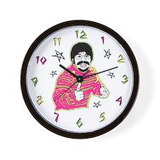 Neon Danny Wall Clock