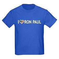I love Ron Paul T