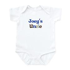 Joey's Uncle Infant Bodysuit