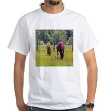 Horses and Bird Shirt