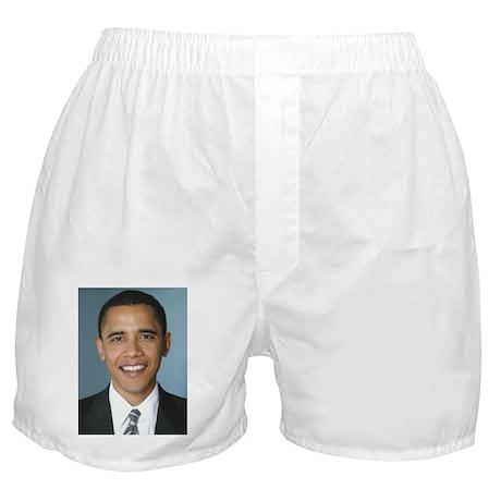 ObamaPresident2008 Boxer Shorts
