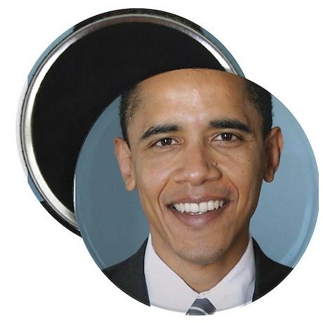 """Obama 2.25"""" Magnet (100 pack)"""