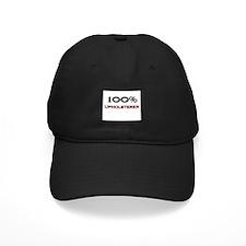 100 Percent Upholsterer Baseball Hat