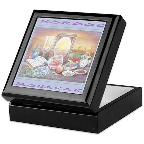 Norooz Mobarak Keepsake Box