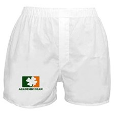 Irish ACADEMIC DEAN Boxer Shorts
