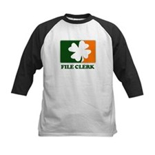 Irish FILE CLERK Tee