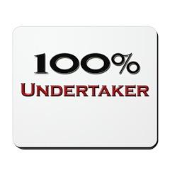 100 Percent Undertaker Mousepad
