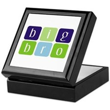 Big Brother (cubes) Keepsake Box