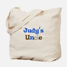 Judy's Uncle Tote Bag