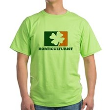 Irish HORTICULTURIST T-Shirt