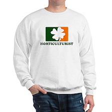 Irish HORTICULTURIST Sweatshirt