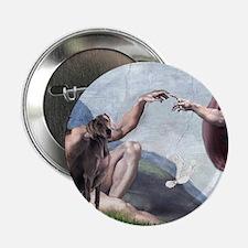 Weimaraner Creation Button