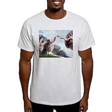 Weimaraner Creation T-Shirt