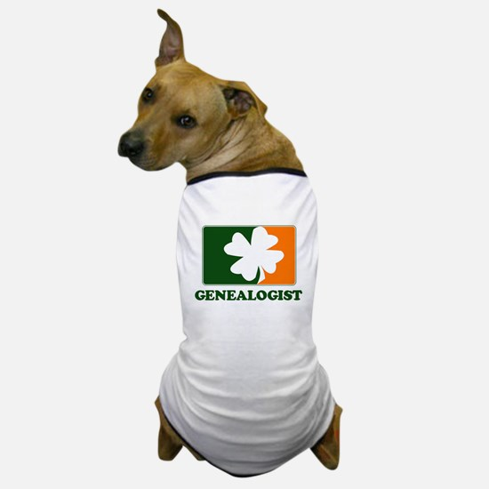 Irish GENEALOGIST Dog T-Shirt
