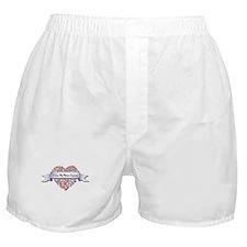 Love My Marine Engineer Boxer Shorts