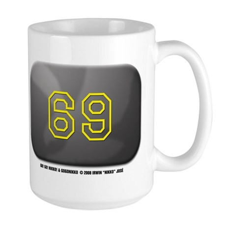 Yankee 69 Large Mug