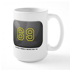 Yankee 69 Mug