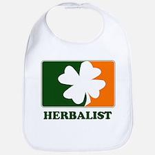 Irish HERBALIST Bib
