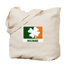 Irish NURSE Tote Bag