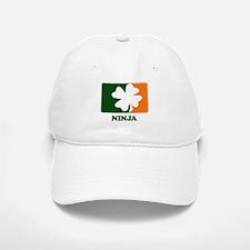 Irish NINJA Baseball Baseball Cap