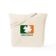 Irish LIBRARIAN Tote Bag