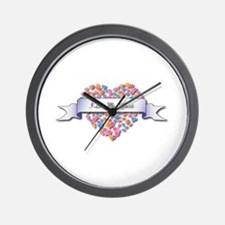 Love My Lyricist Wall Clock