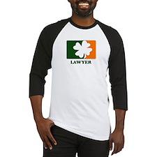 Irish LAWYER Baseball Jersey