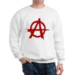Anarchy Symbol Sweatshirt