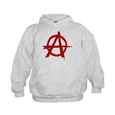 Anarchy Symbol Hoodie