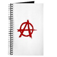 Anarchy Symbol Journal