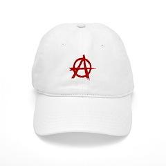 Anarchy Symbol Baseball Cap