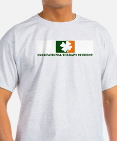 Irish OCCUPATIONAL THERAPY ST T-Shirt