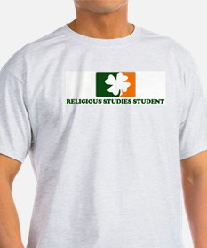 Irish RELIGIOUS STUDIES STUDE T-Shirt