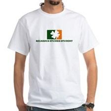 Irish RELIGIOUS STUDIES STUDE Shirt