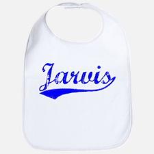Vintage Jarvis (Blue) Bib